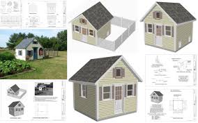 8x12 Shed Designs Free by Home
