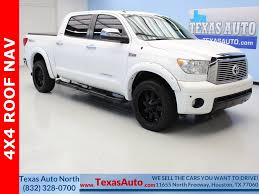 Toyota Tundra Trucks For Sale In Houston, TX 77002 - Autotrader