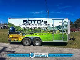 100 Truck Wrap Design Trailer Bus S Portfolio Crystal Coast Graphics