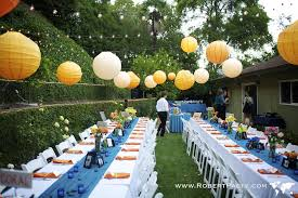 Beautiful Backyard Wedding Reception Ideas On A Budget