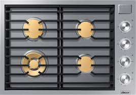 100 Auto Re Dacor DTG30M954FS 30 Inch Smart Gas Cooktop With IQ Kitchen