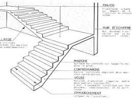 un palier d escalier livre dimensions calculs et dessin des escaliers par mohammed89