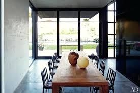 Minimalist Dining Room Rooms With Big Impact Lighting