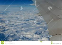 100 Flying Cloud Camp S Top View From The Window Of An Airplane In