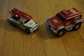 HESS TRUCK LOT- 2005 Rescue Jeep And 2007 Gas Truck With Ladder ... Amazoncom Hess Truck Mini Miniature Lot Set 2003 2004 2005 Patrol Car2007 Toys Values And Descriptions Do You Even Gun Bro Details About Excellent Edition Hess Toy Race Cars Truck Unboxing Review Christmas 2018 Youtube Used Gmc 3500 Sierra Service Utility For Sale In Pa 33725 Sport Utility Vehicle Motorcycles 10 Pc Gas Similar Items Toys Hobbies Diecast Vehicles Find Products Online Of 5 Trucks 1995 1992 2000 Colctible Sets