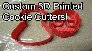 100 Fire Truck Cookie Cutter Custom 3D Printed S YouTube