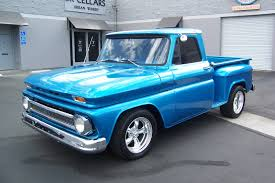 1966 Chevy Shortbed Stepside Pickup - Classic Chevrolet C-10 1966 ...