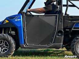 Polaris Ranger 900 XP570 1000 Aluminum Half Doors SuperATV