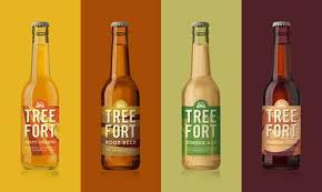 Tree Fort Natural Soda Available At Organic Pops