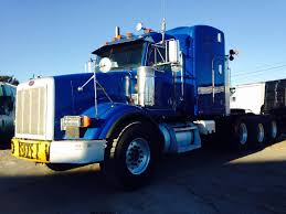 100 Tri Axle Heavy Haul Trucks For Sale 2005 Peterbilt 357 Axle Tractor