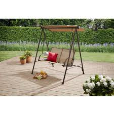 Mainstays Patio Heater Instructions by Mainstays 2 Person Swing Walmart Com