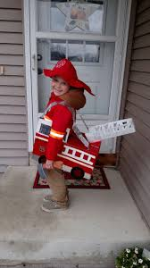 100 Fire Truck Halloween Costume Homemade Costume Man Costume Truck Made Out Of A