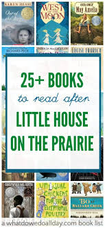 Books Like Little House On The Prairie For Kids And Grown Ups