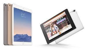 Apple iPad Air 2 vs Google Nexus 9 Tablet Showdown