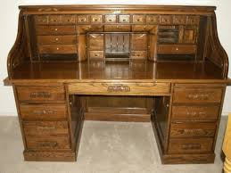 Ethan Allen Roll Top Desk by Antique Oak Roll Top Desks For Sale Antique Furniture