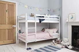 noa and nani etagenbett otto holz weiß einzelbetten für kinder