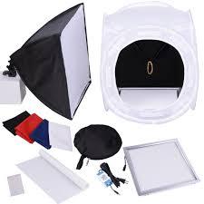 100 Studio Tent Amazoncom Photo Kit 12W LED Light Soft Light