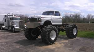 100 Ford Monster Truck BangShiftcom 1979
