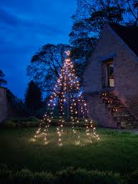 Outdoor Light Up Tree Tower