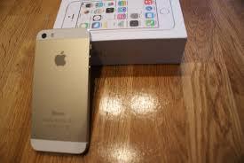 Malawi Apple iPhone 5s LTE A1530 32GB Unlocked Gold $400 USD