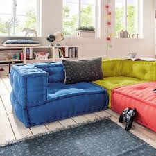 kindersofa cushion sofa eck element l 65x65cm rakuten