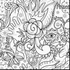 Awesome Printable Abstract Adult Coloring Pages With Relaxing And
