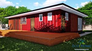 100 Custom Shipping Container Homes SCH11 3 X 40ft 2 Bedroom Home Plans