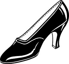 Shoe 4 Clip Art