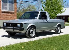 100 Rabbit Truck Cars Pinterest Volkswagen S And Volkswagen