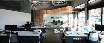 Return To Content SREG Office Interior