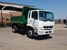 100 Cube Trucks For Sale Used Mitsubishi Fuso FM 15270 6 Tipper 2013 Model