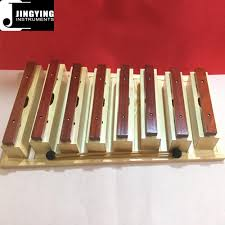 100 Home Made Xylophone 8 Tone Red Wood BarsSound Brick JYYZ8YHM