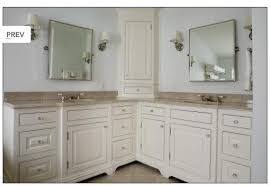 large vanity w tower traditional bathroom milwaukee by a