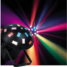 American DJ VERTIGO Effects Light X 2