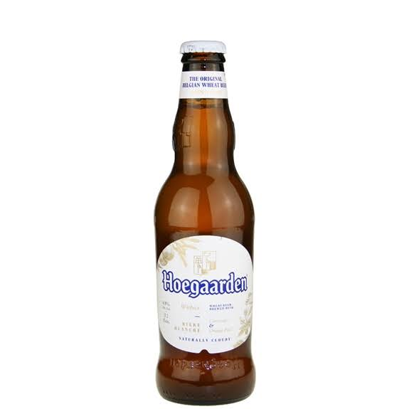 Hoegaarden Beer, Original Belgian Wheat - 11.2 fl oz