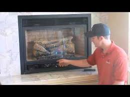 How To Ignite A Gas Fireplace With Standing Pilot