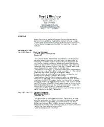 Electrician Resume Examples Australia Combined With Electrical