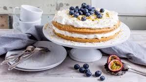 mango maracuja torte für diabetiker