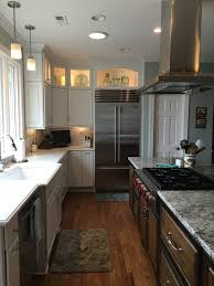 Wellborn Forest Cabinet Construction by The Kitchen Center Inc