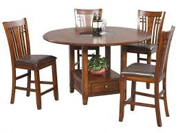 Winners Only Zahara 5 Piece Mission Style Counter Table And ... Jofran Marin County Merlot 5piece Counter Height Table Mercury Row Mcgonigal 5 Piece Pub Set Reviews Wayfair Crown Mark Camelia Espresso And Stool Red Barrel Studio Jinie Amazoncom Luckyermore Ding Kitchen Giantex Pieces Wood 4 Stools Modern Inspiring And Chairs Target Tables For Dimeions Style Sets Design With Round Wooden Bar Best Choice Products W Glass Dinette Frasesdenquistacom Hartwell Peterborough Surplus Fniture No Clutter For The