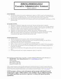 Sample Resume Legal Administrative Assistant Best Of Fancy For