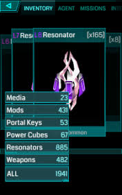 Ingress Heatsink Force Amp by Investigation Apps Ingress Inventory Niantic Project Wiki