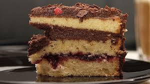 omas mini schoko sahne torte