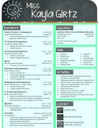 Early Childhood Resume Example Education Inspirational Resumes Sample Of Ed Objective