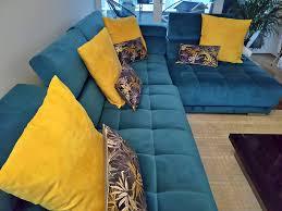 blue couches for sale in zürich switzerland