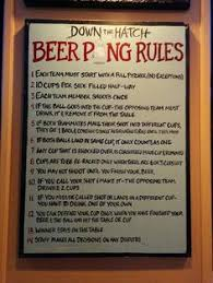 Image Result For Beer Pong Tournament Ideas RulesGame Night PartiesHousewarming