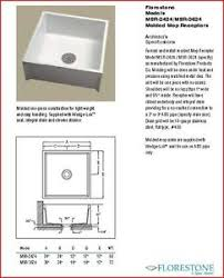 Floor Mounted Mop Sink Dimensions by Mop Sink Sizes Befon For