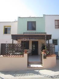 100 Maisonette House Two Bedroom Terraced Mazotos Village Larnaca Cyprus 75000