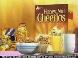 General Mills Honey Nut Cheerios Falls Commercial 2005