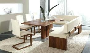 Dining Table Bench With Back Tables Benches Innovative Ideas Homey Pertaining To Room